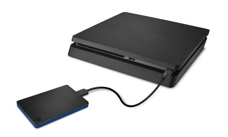 Seagate Game Drive, un disco externo para PlayStation de 2TB - disco-externo-para-playstation-2tb
