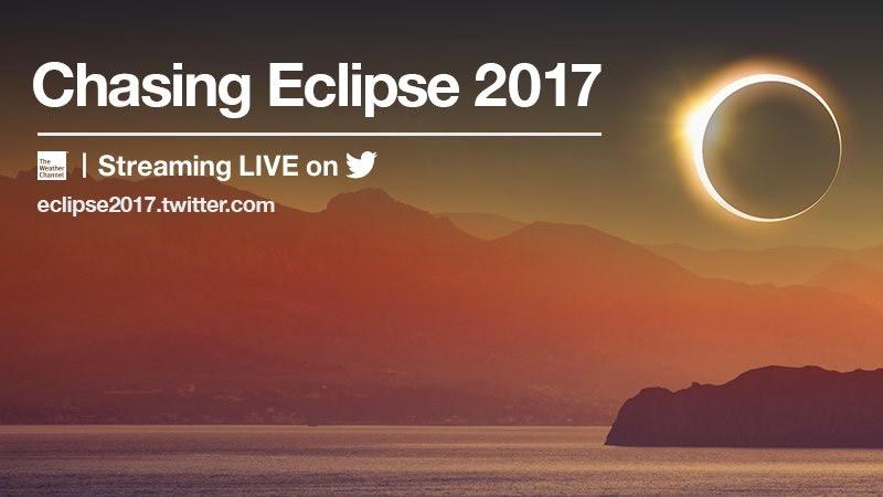 Podrás ver el eclipse solar 2017 en vivo por Twitter ¡Entérate! - eclipse-solar-2017-twitter