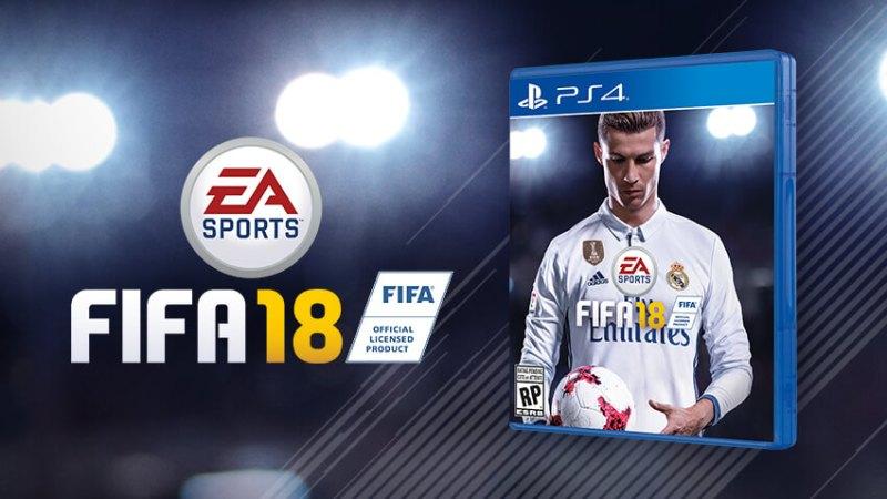 Obtén FIFA 18 en la pre venta de Linio - fifa18-800x450