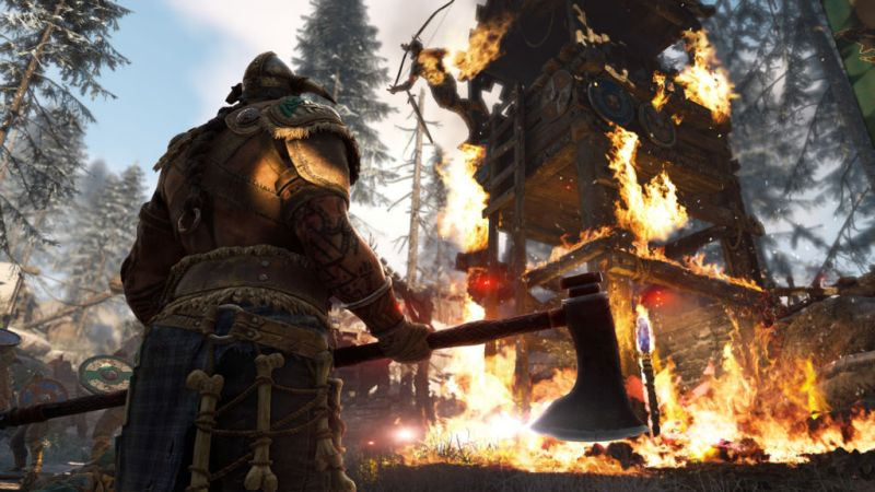Ubisoft anuncia que For Honor ofrecerá un fin de semana gratuito - for-honor-1-800x450