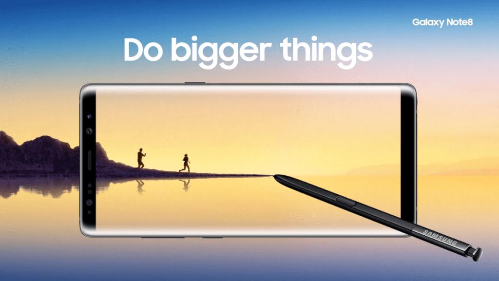 Samsung hace oficial al Galaxy Note 8 - galaxy-note-8-hero
