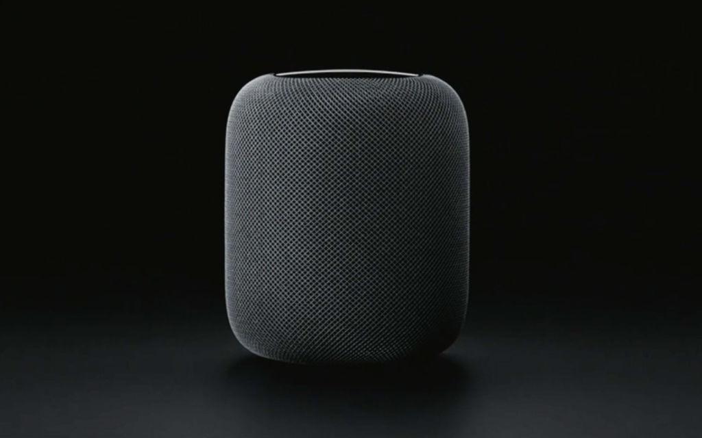 El HomePod saldría a la venta en el último trimestre de este año - homepod-black