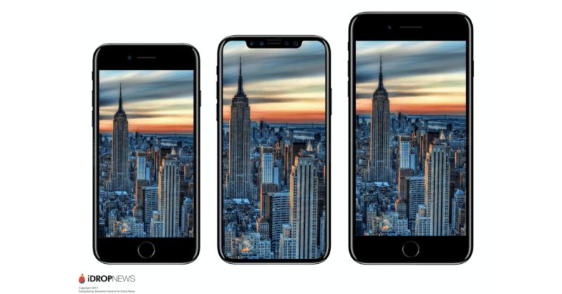 ¡Siguen apareciendo más datos del iPhone 8! - iphone-8-idropnewa