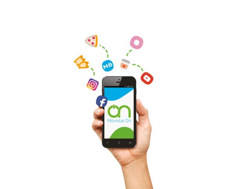 Movistar On, la nueva App que revoluciona la experiencia del cliente Prepago - movistar-on-app-800x626