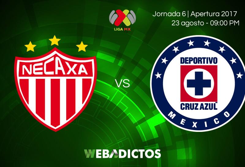 Necaxa vs Cruz Azul, Jornada 6 de la Liga MX A2017 | Resultado: 1-1 - necaxa-vs-cruz-azul-jornada-6-apertura-2017