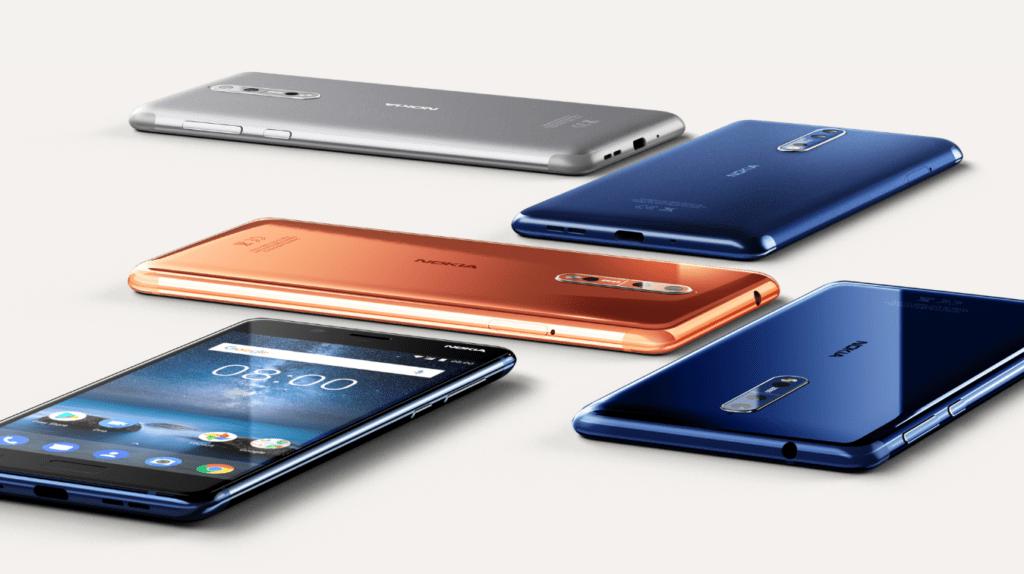 Nokia 8: la apuesta de HMD para competir en el mercado móvil de gama alta - nokia-8-hero