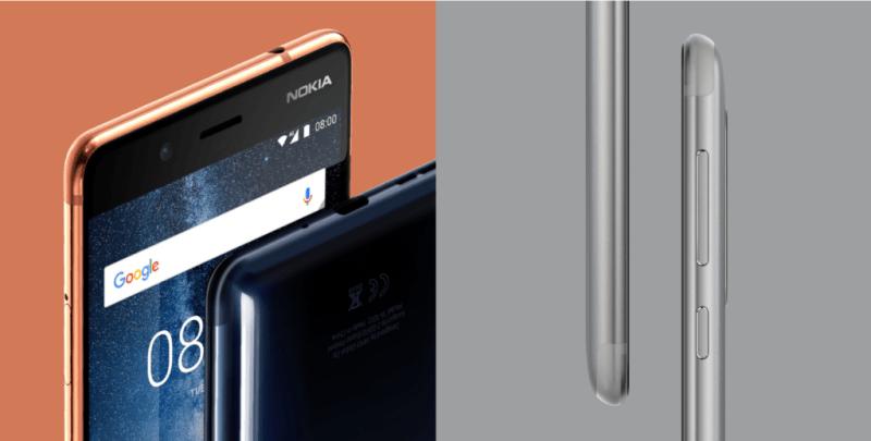 Nokia 8: la apuesta de HMD para competir en el mercado móvil de gama alta - nokia8-stylized
