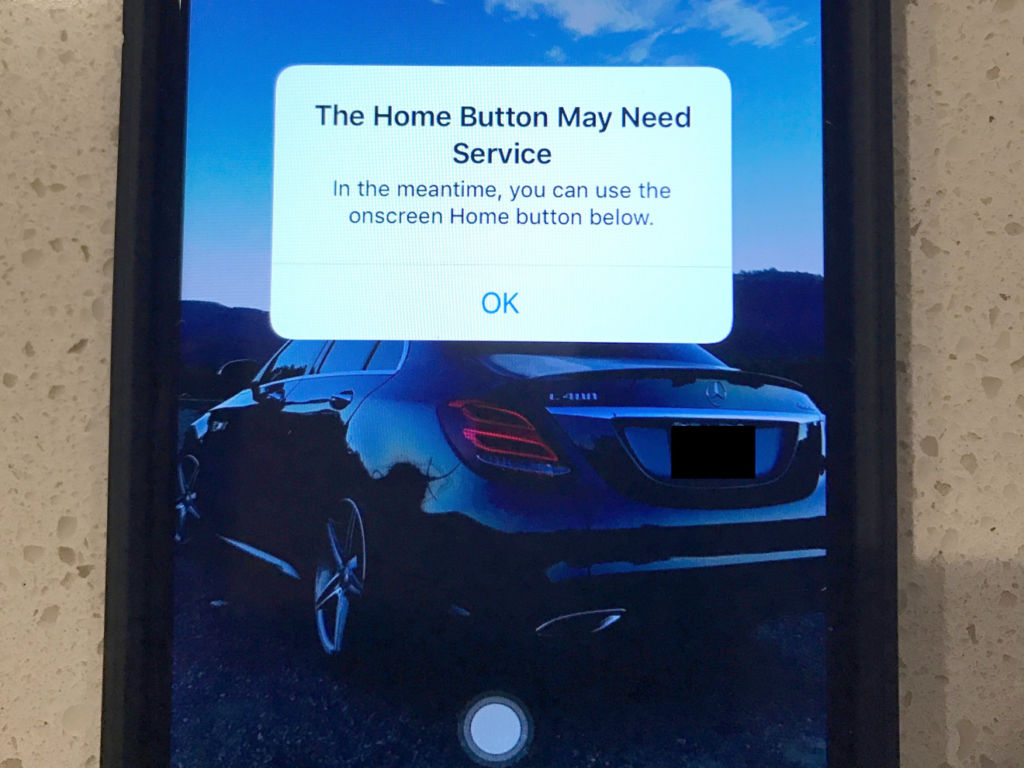 on screen home button ¡Siguen apareciendo más datos del iPhone 8!