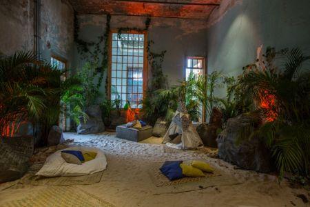 Paraíso Secreto CDMX, una experiencia inmersiva de realidad virtual y arte - paraiso-corona_3