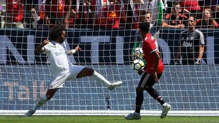 Real Madrid vs Manchester United, SuperCopa de Europa 2017 | Resultado: 2-1