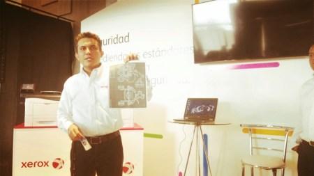 Xerox presenta su nuevo portafolioConnectKey en su celebración de 55 aniversario en México - seguridad_xerox_2