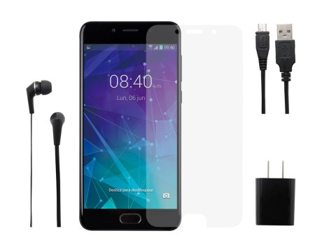 Llega Luxo, un smartphone con doble cámara trasera y procesador de 8 núcleos
