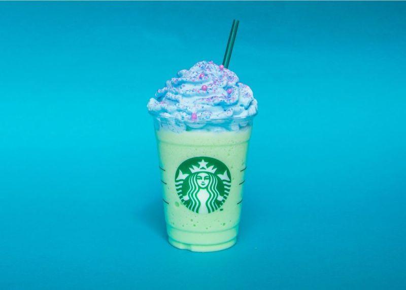 Starbucks México trae el nuevo Mermaid Frappuccino de edición limitada - starbucks-mermaid-frappuccino_1-800x573