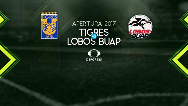 Tigres vs Lobs BUAP, Jornada 7 del Apertura 2017 | Resultado: 3-2 - tigres-vs-lobos-buap-en-vivo-j7-apertura-017