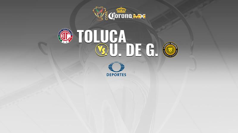 Toluca vs Leones Negros UDG, Copa MX Apertura 2017 | Resultado: 4-0 - toluca-vs-udg-en-vivo-j5-copa-mx-a2017