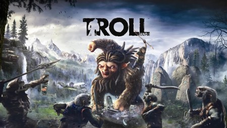 Troll & I para Nintendo Switch ya disponible