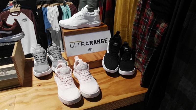Vans UltraRange, nueva colección de Vans creados para esas largas caminatas - vans-ultrarange_1-800x450