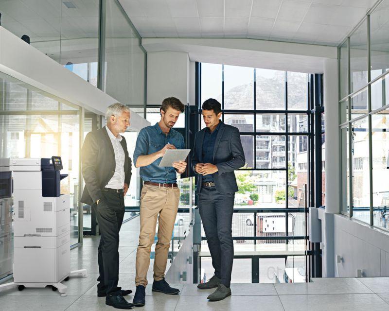 3 tendencias de flujo de trabajo en oficinas inteligentes - xerox-workflow-800x640