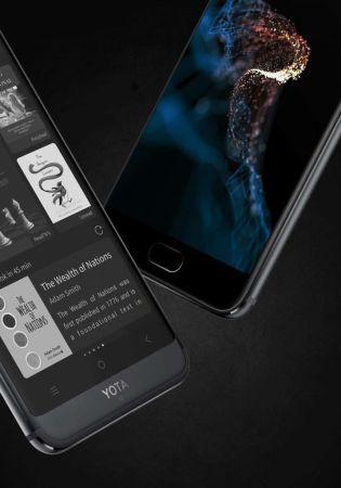 YotaPhone 3: llega la tercera generación del smartphone con pantalla e-ink secundaria