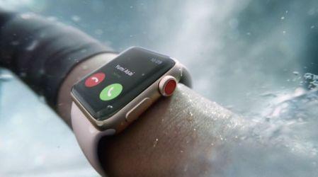 Apple anuncia la tercera generación del Apple Watch con LTE