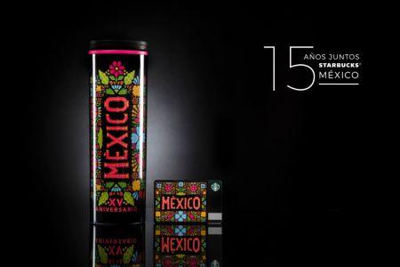 Starbucks celebra su 15 aniversario en México