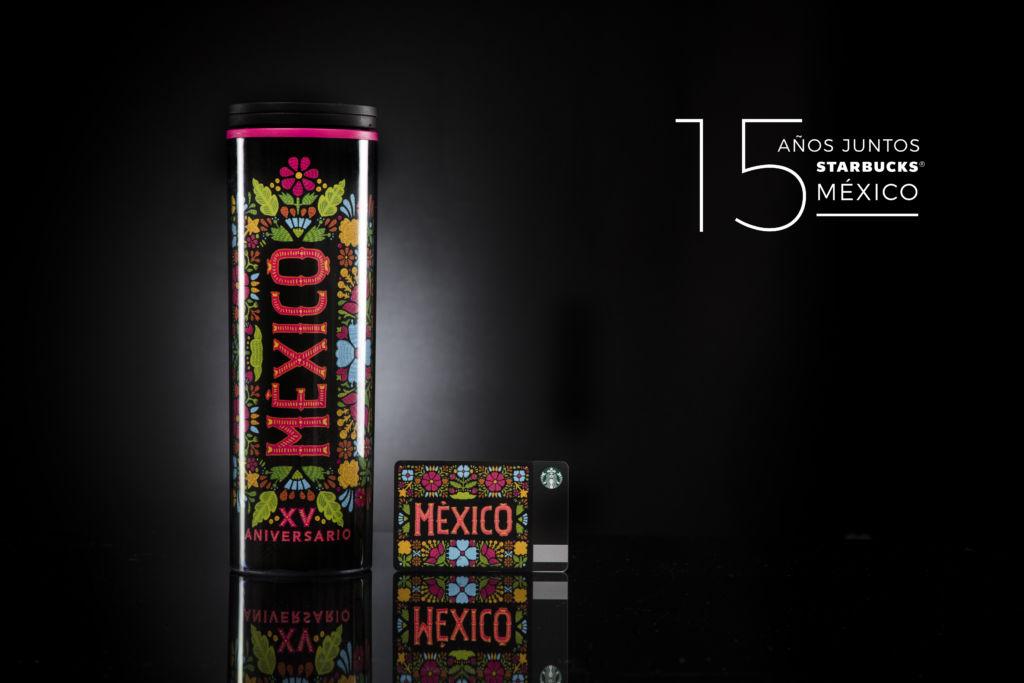 15 ancc83os starbucks mexico 1 Starbucks celebra su 15 aniversario en México