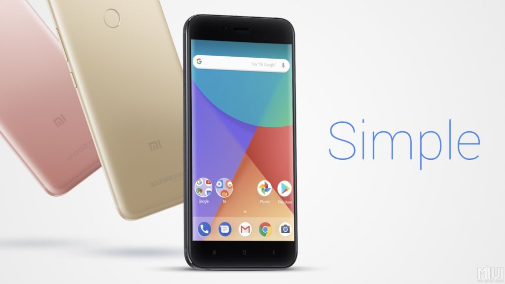Xiaomi y Google presentan al Mi A1, el primer Android One de la firma china - a1-simple