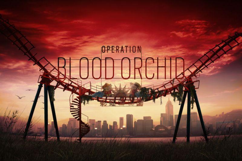 Actualización: Operation Blood Orchid deTom Clancy's Rainbow SixSiege, ¡Disponible el 5 de septiembre! - actualizacion_operation-blood-orchid-800x534