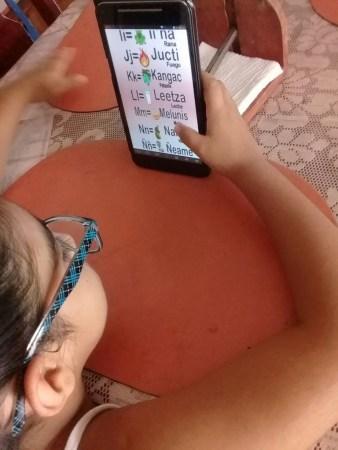 Desarrollan app para conservación de lengua mexicana casi muerta