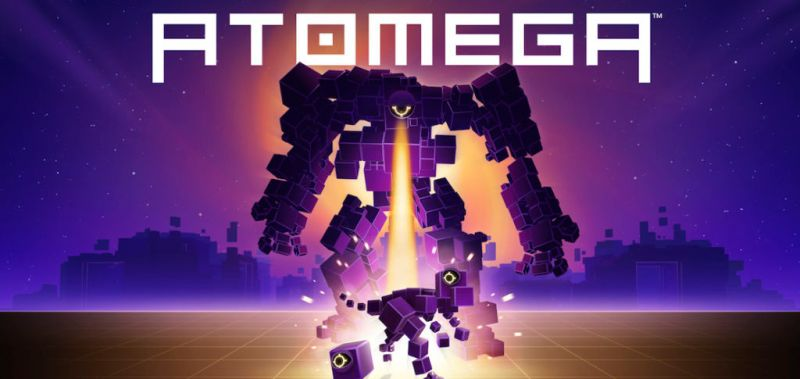Atomega, ¡ya está disponible en steam! - atomega-800x379