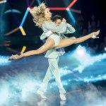 Bailando por un Sueño 2017: Eliminados de la Segunda Gala - bailando-por-un-suencc83o-2017-04-begoncc83a-narvaez-y-daniel-zapata