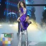 Bailando por un Sueño 2017: Eliminados de la Segunda Gala - bailando-por-un-suencc83o-2017-07-tanya-vazquez-y-reyes-garcia