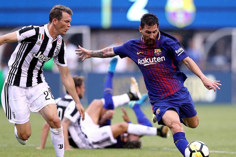 barcelona vs juventus champions 2017 2018 Barcelona vs Juventus, Champions League 2017/18 | Resultado: 3 0