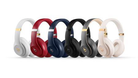 Beats Studio Wireless 3: cancelación de ruido y batería que dura casi todo el día por 350 dólares