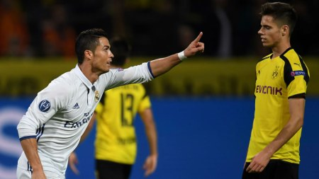 Borussia Dortmund vs Real Madrid, Champions 2018 ¡En vivo por internet!