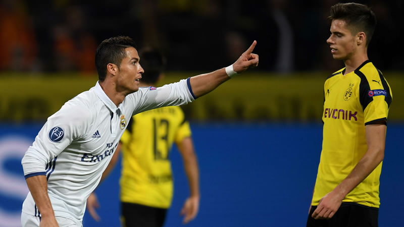 Borussia Dortmund vs Real Madrid, Champions 2018 | Resultado: 1-3 - borussia-dortmund-vs-real-madrid-champions-league