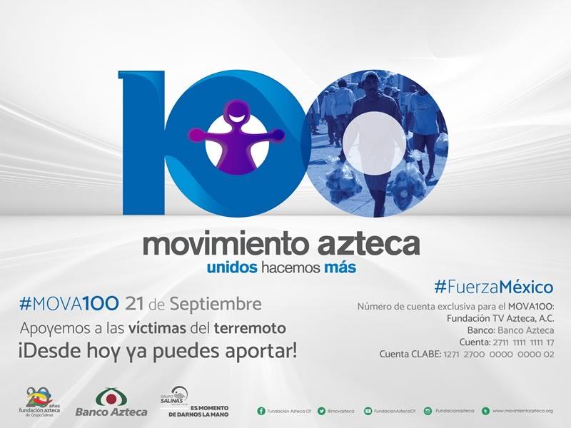 como ayudar a mexico movimiento azteca Cómo ayudar a México por el sismo, desde cualquier parte del mundo