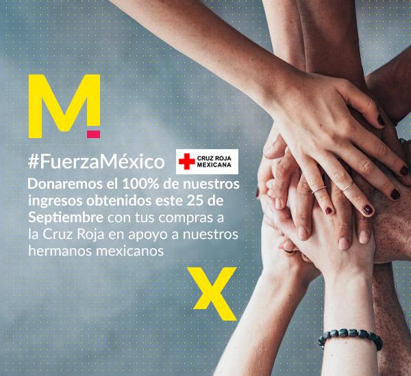 Mercado Libre donará 100% de ganancias - curz-roja-mercado-libre