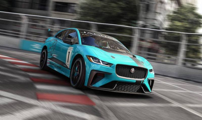 Formula E y Jaguar anuncian serial de soporte totalmente eléctrico - formula-e-y-jaguar_1-800x478