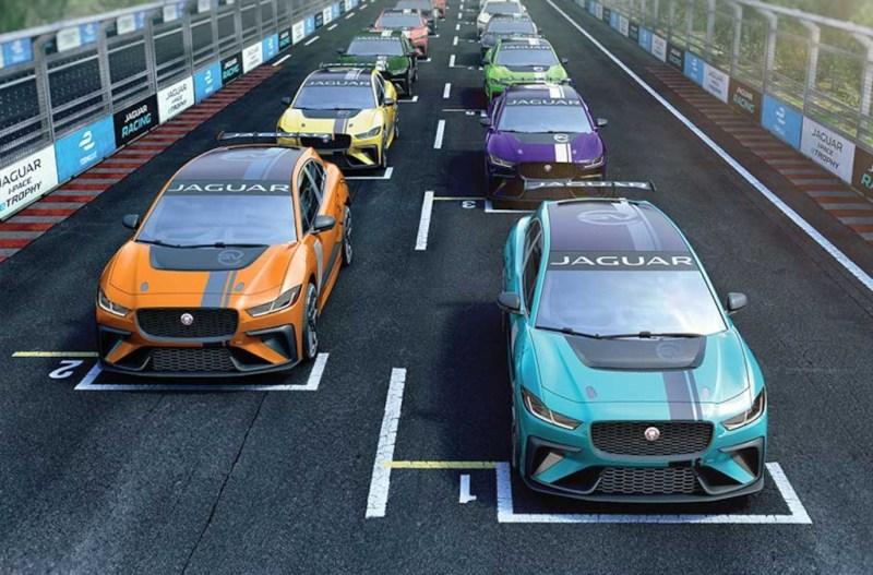 formula e y jaguar 2 800x527 Formula E y Jaguar anuncian serial de soporte totalmente eléctrico
