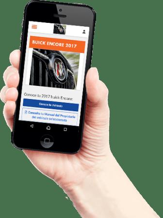 Nueva plataforma web de GM de México para clientes Chevrolet, Buick, GMC y Cadillac - homepage-buick-hand-ca_en