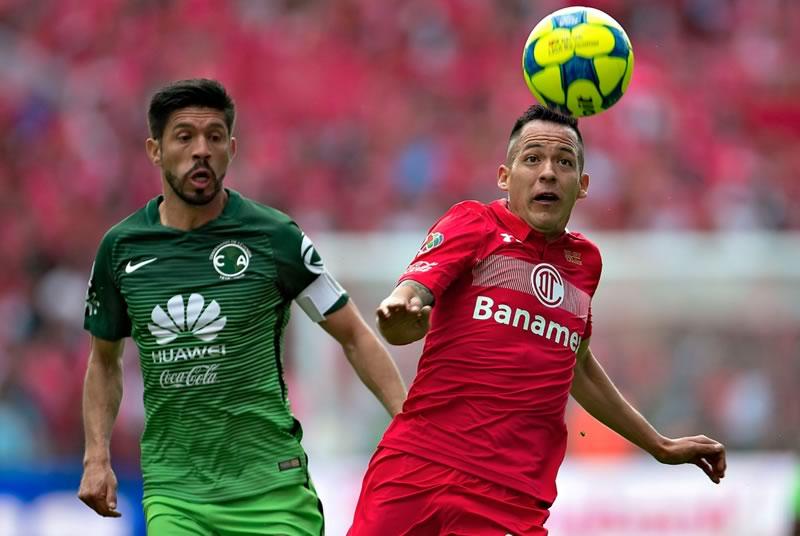 Horario del América vs Toluca en la J12 del Apertura 2017 y cómo verlo - horario-america-vs-toluca-j12-apertura-2017