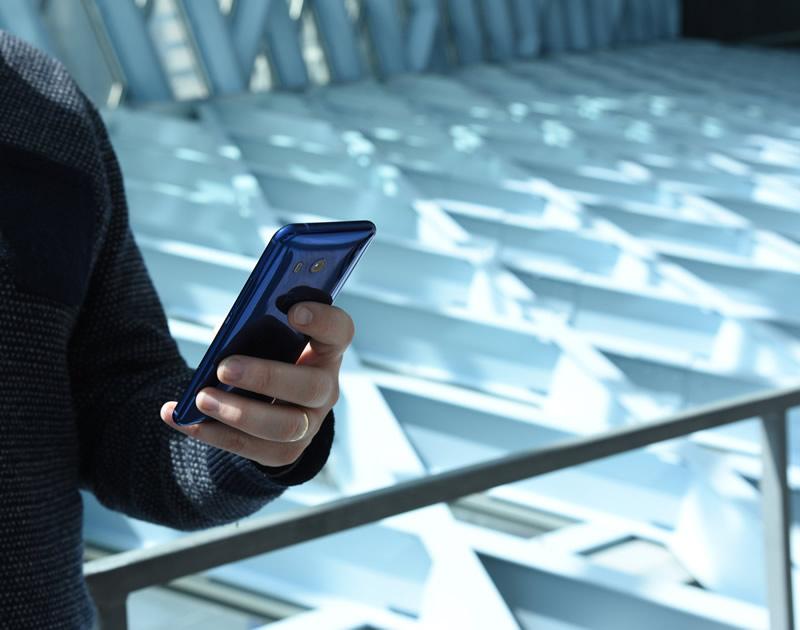 HTC U11, segundo lugar de los teléfonos con el mejor performance - htc-u11