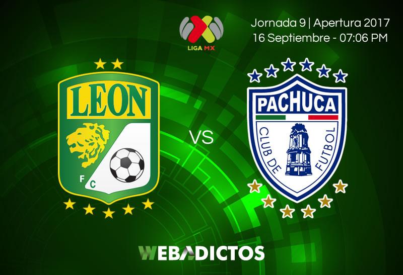 León vs Pachuca, Jornada 9 Apertura 2017 | Resultado: 3-1 - leon-vs-pachuca-j9-apertura-2017