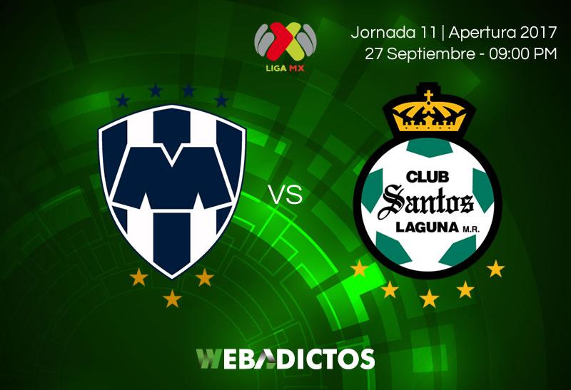 Monterrey vs Santos, J11 de Liga MX A2017 | Suspendido - monterrey-vs-santos-j11-apertura-2017