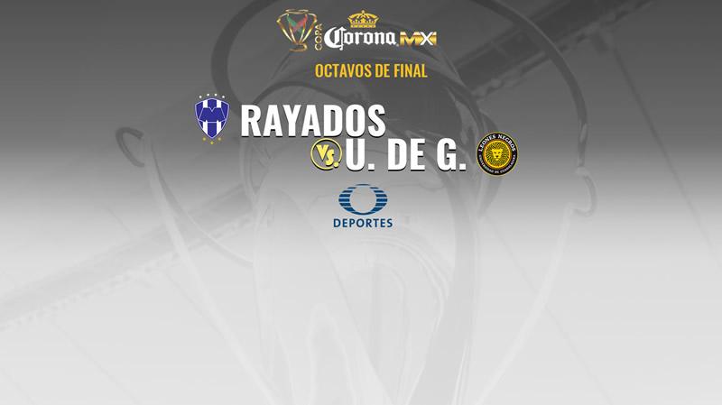 Monterrey vs Leones Negros UDG, Copa MX A2017   Suspendido - monterrey-vs-udg-copa-mx-a2017