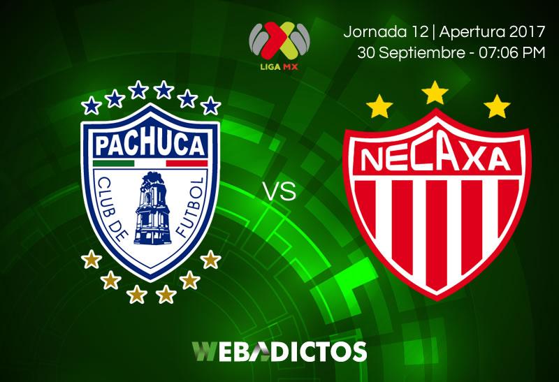 Pachuca vs Necaxa, Jornada 12 del Apertura 2017 | Resultado: 0-0 - pachuca-vs-necaxa-j12-apertura-2017-800x547