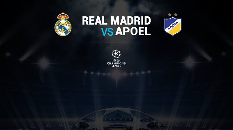 Real Madrid vs APOEL, Champions League 2017-2018 | Resultado: 3-0 | Jornada 1 - real-madrid-vs-apoel-televisa-deportes