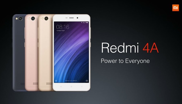 redmi 4a Productos Xiaomi disponibles en Walmart