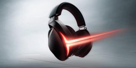 ASUS Republic of Gamers lanza auriculares para juegos: ROG Strix Fusion 300